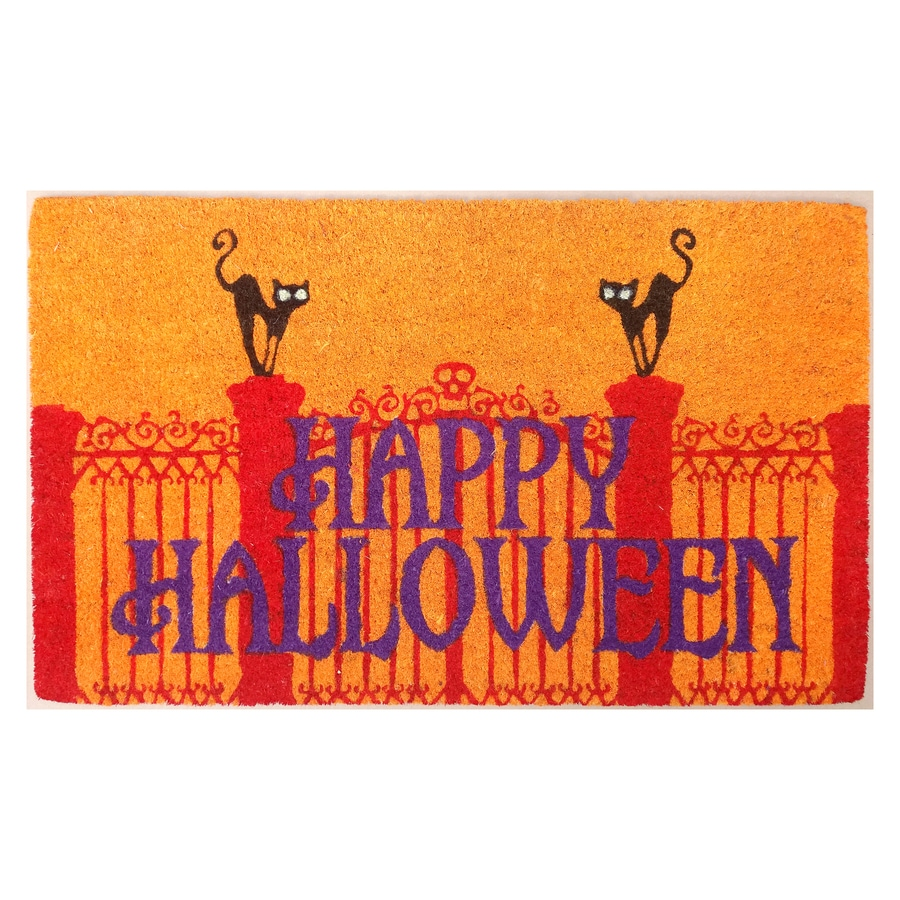 Rectangular Door Mat (Common: 1-1/2-ft X 2-1/2-ft; Actual: 18-in x 30-in)