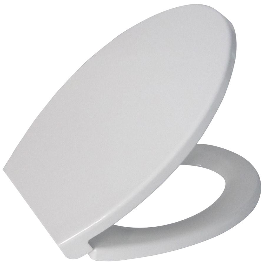 Jacuzzi Plastic Slow Close Toilet Seat