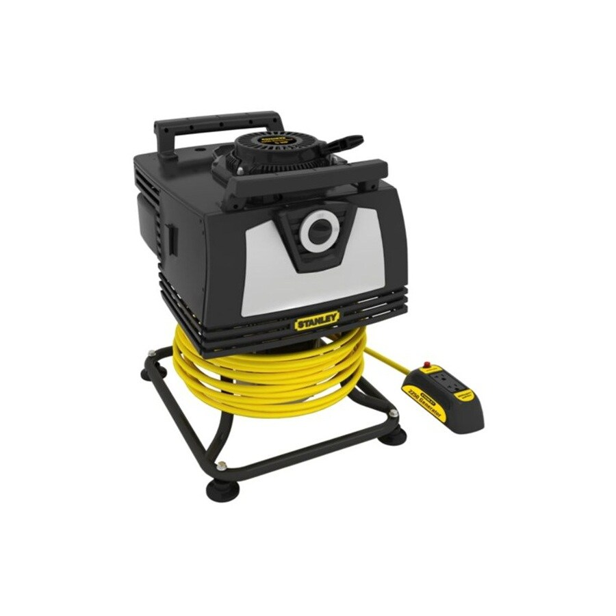 Stanley 1,600-Running Watts Portable Generator with Stanley Engine