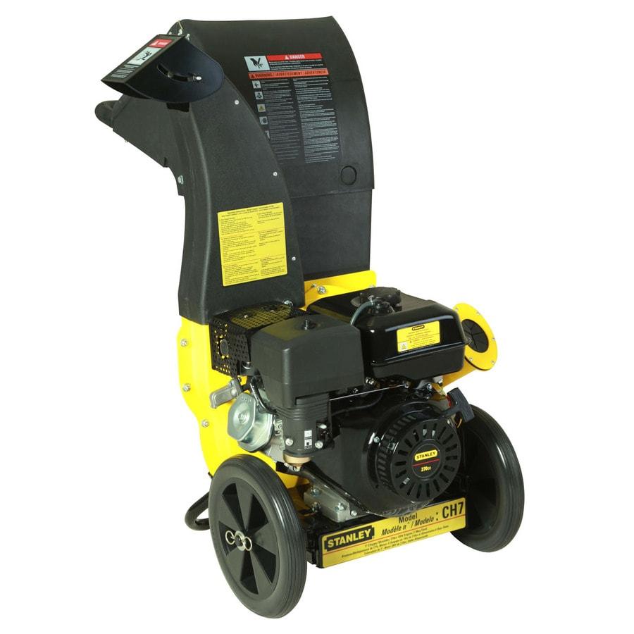Stanley 270cc Steel Gas Wood Chipper