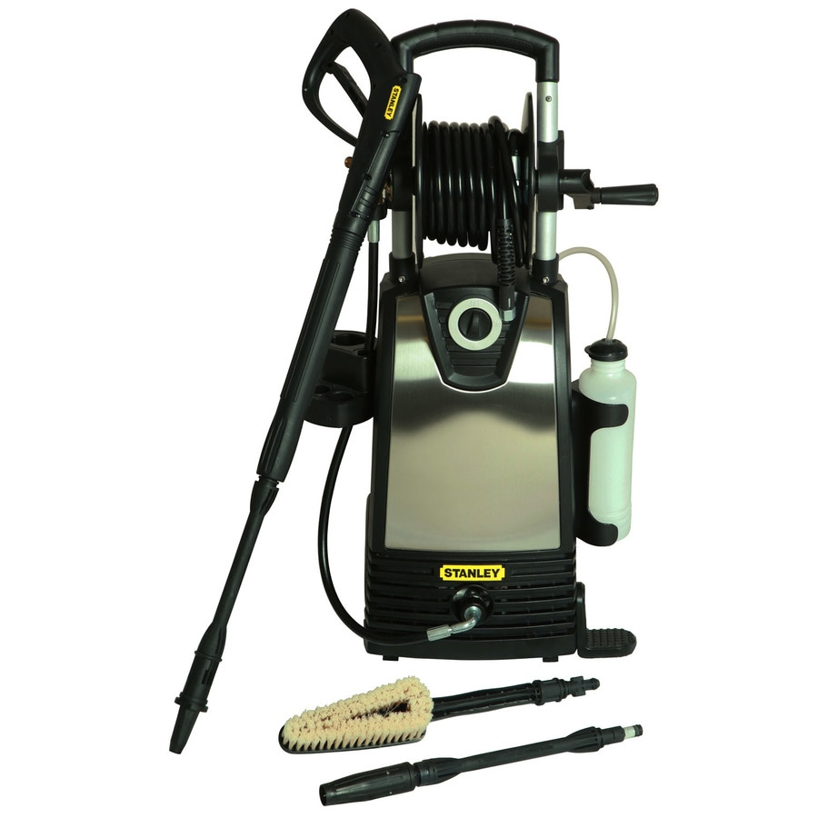 Stanley 2000-PSI 1.5-GPM Electric Pressure Washer