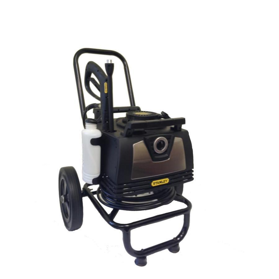 Stanley 3000-PSI 2.5-GPM Water Gas Pressure Washer