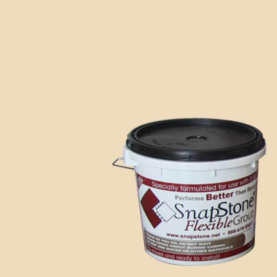 SnapStone 9-lb Mushroom Urethane Premixed Grout
