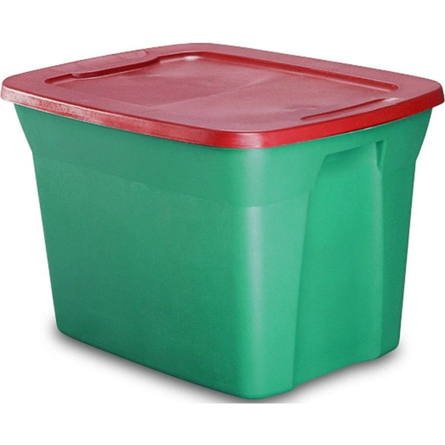 J. Terence Thompson 18-Gallon Recycled Holiday Tote