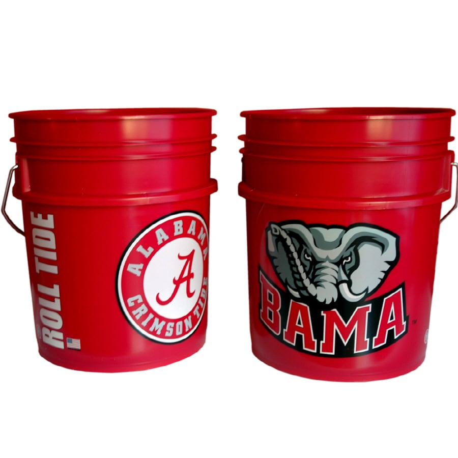 GameDayLogo 5.6-Gallon Utility Bucket