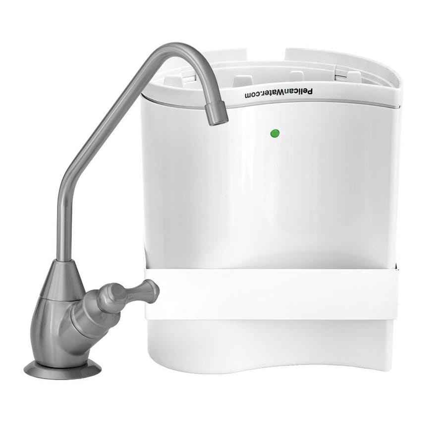 Pelican Water Under Counter Filter System Dual Stage