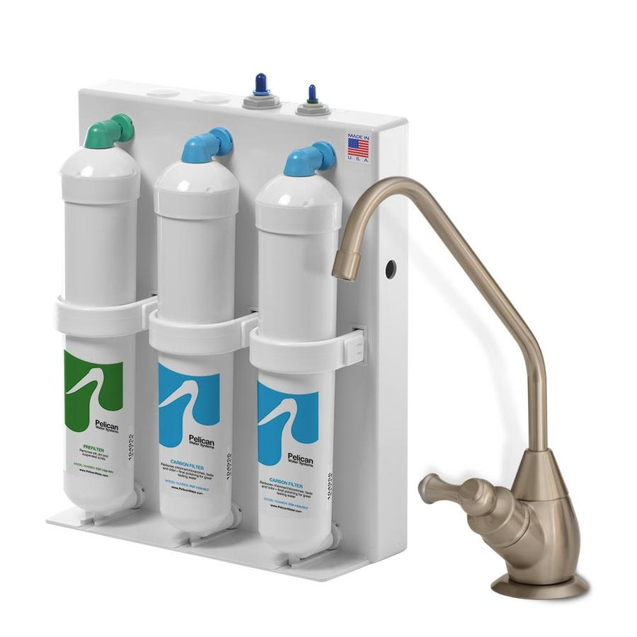 Shop Pelican Water Under Counter Filter System Triple