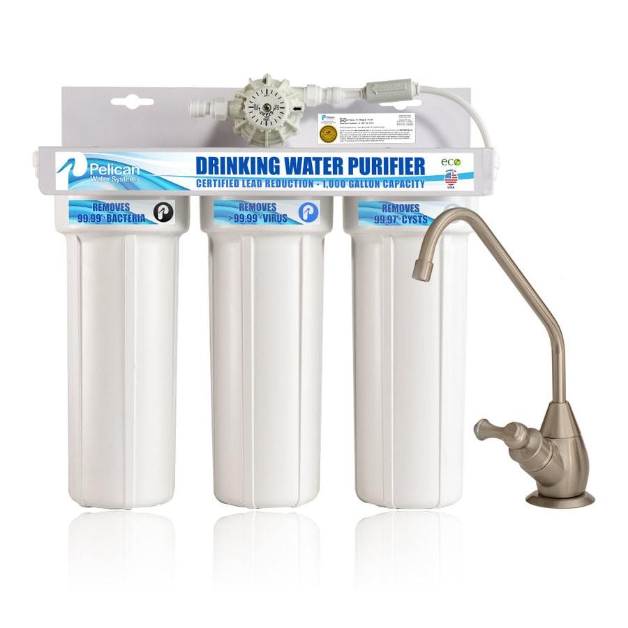 Pelican Water Water Purifier Triple Stage Carbon Block