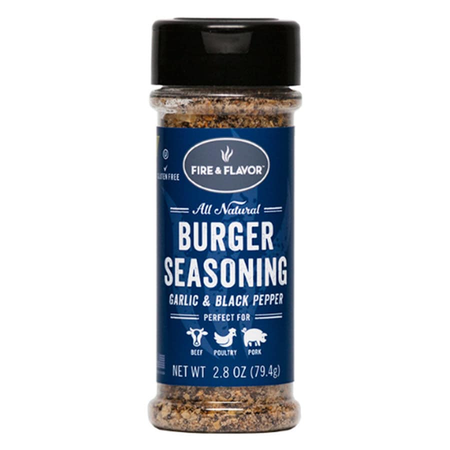 Fire & Flavor 2.8-oz Blended Seasoning