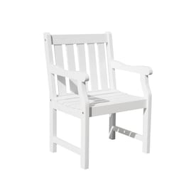 Pleasant Bradley Wood Patio Chairs At Lowes Com Theyellowbook Wood Chair Design Ideas Theyellowbookinfo