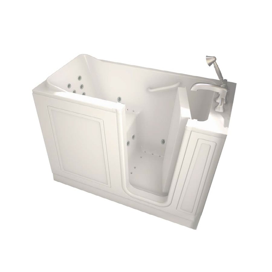 Shop American Standard Walk-In Baths Walk-in Bath 48-in L x 28-in W ...