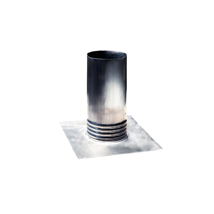 American Universal Products 4-in x 15-in Lead Vent and Pipe Flashing