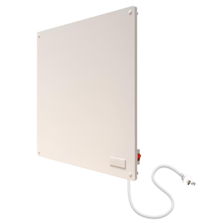 Shop ECONOHEAT 1352BTU Convection Flat Panel Electric Space