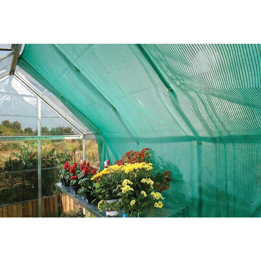 Palram 7.875-ft L x 7.875-ft W x 0.0166-ft H Greenhouse