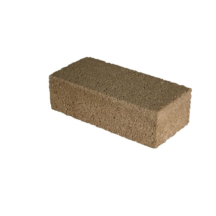 Shop Lee Masonry Concrete Standard Brick At Lowes