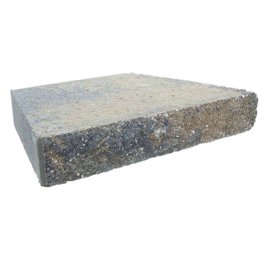 Cumberland Blend Retaining Wall Cap (Common: 3-in x 16-in; Actual: 3-in x 16-in)