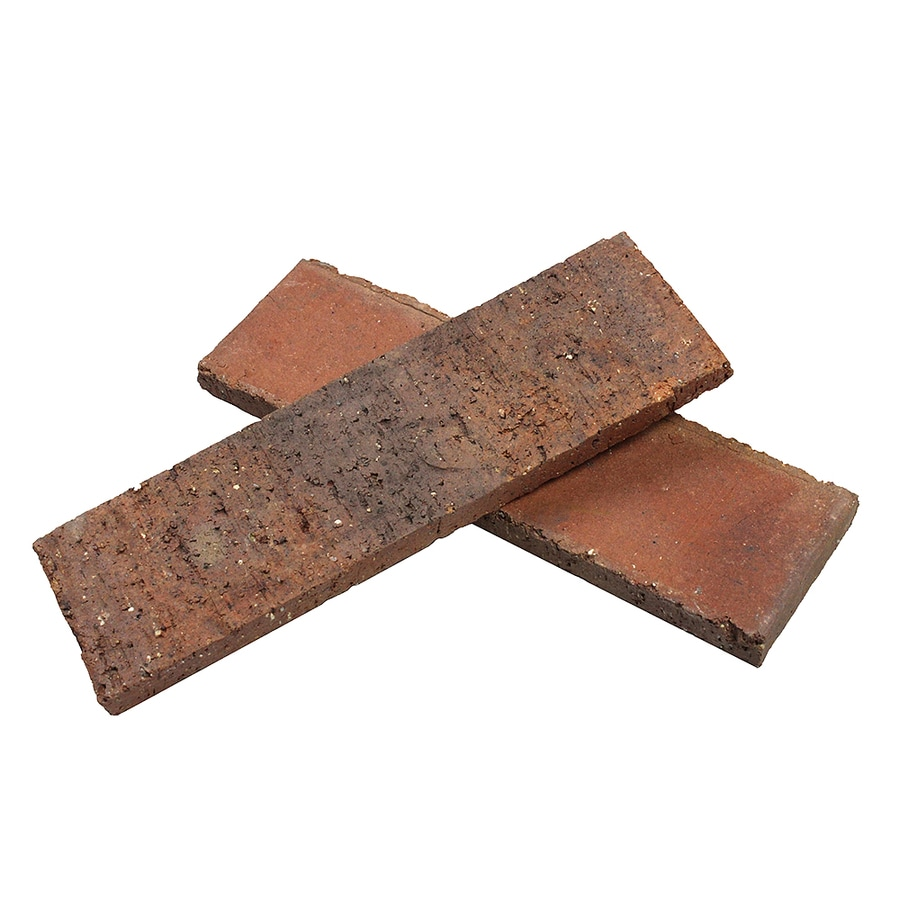 Old Mill Thin Brick Systems 2.25-in x 7.625-in Colonial Cordova Individual Piece Brick Veneer