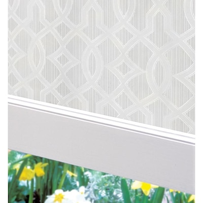 Decorative Window Film Lowes.Light Effects Classico 24 In W X 36 In L Textured Classico Privacy Decorative Window Film