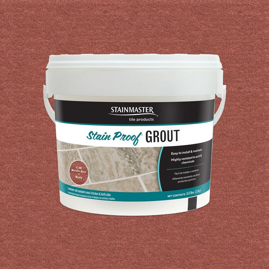 STAINMASTER 5.5-lb Rusty Epoxy Grout