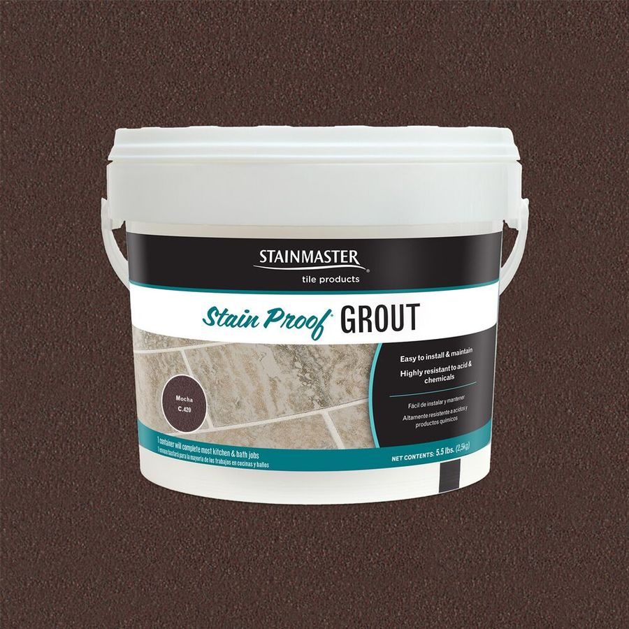 STAINMASTER Classic Collection Mocha 5.5-lb Mocha Epoxy Grout