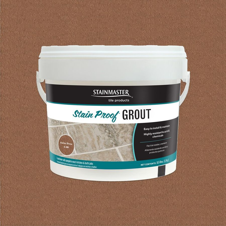 STAINMASTER Classic Collection Italian Stone 5.5 Pound(S) Italian Stone Unsanded Epoxy Grout
