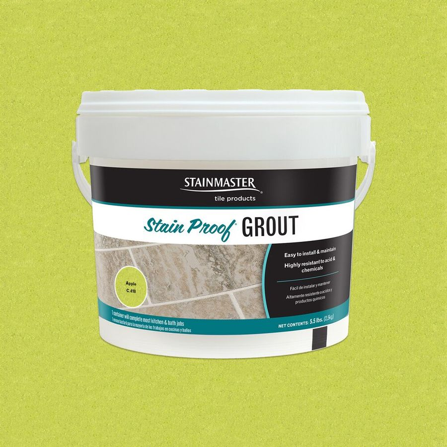 STAINMASTER 5.5 Pound(S) Apple Unsanded Epoxy Grout