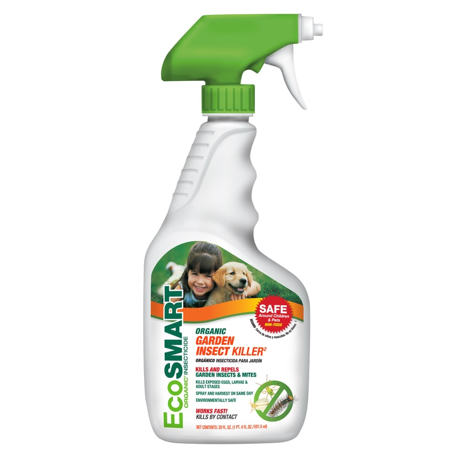 EcoSMART Natural Garden Insect Killer At Lowes.com