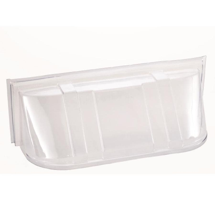 Shape Products Plastic Elongated Bubble Window Well Covers