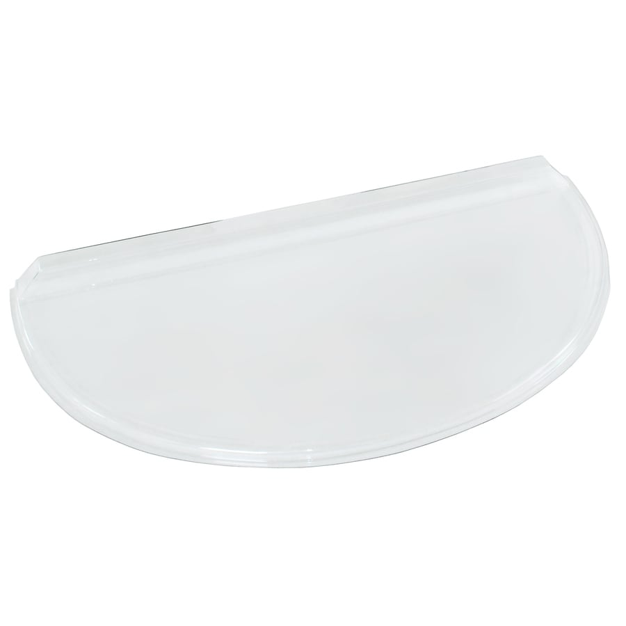 Shape Products Polycarbonate Circular Window Well Covers