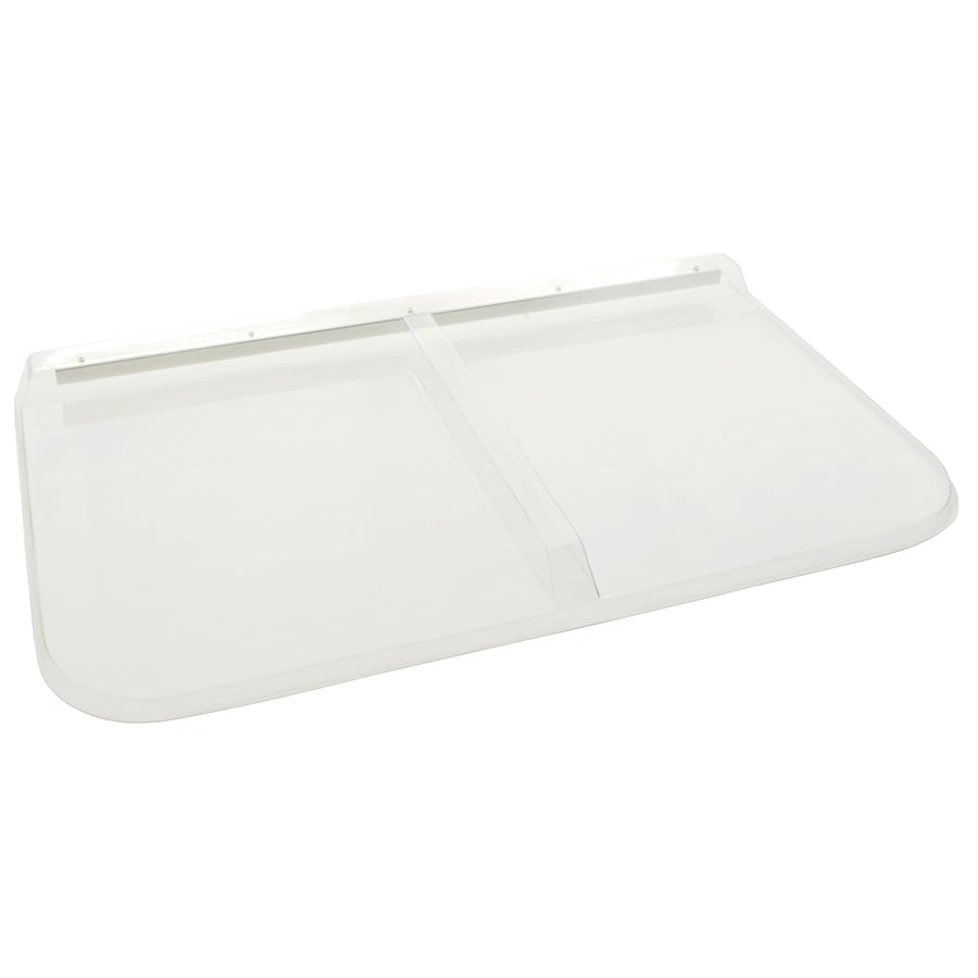 Shape Products 44-1/2-in x 25-1/2-in x 2-in Plastic Rectangular Fire Egress Window Well Covers