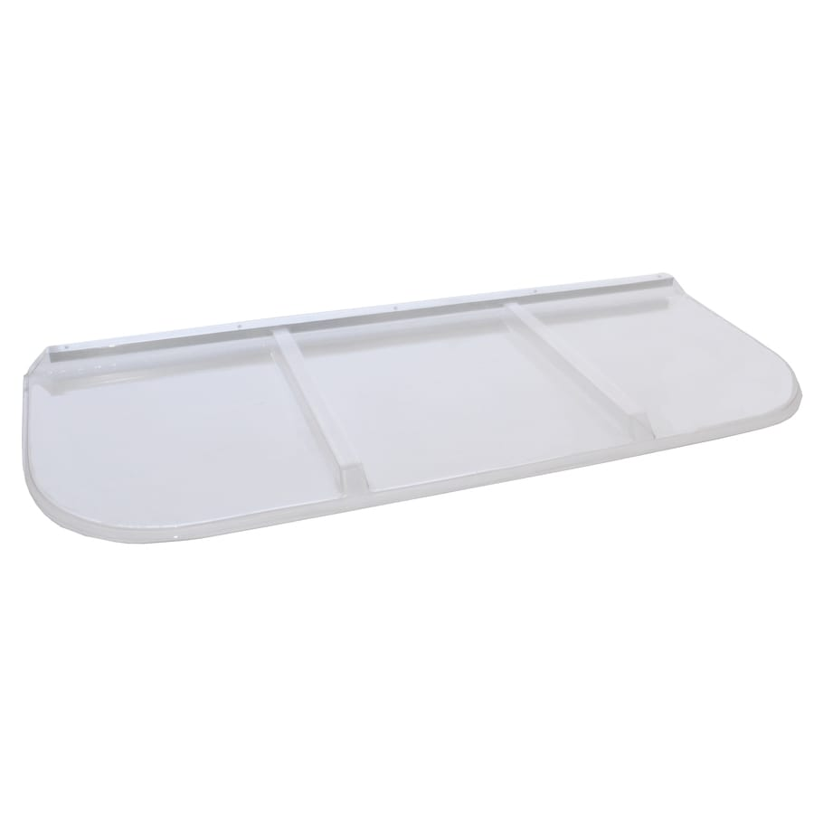 Shape Products Polycarbonate Rectangular Window Well Covers