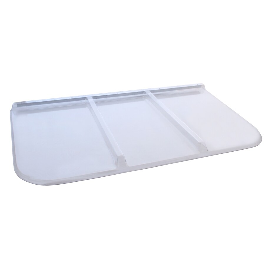 Shop shape products plastic window well cover at for Window cover for home