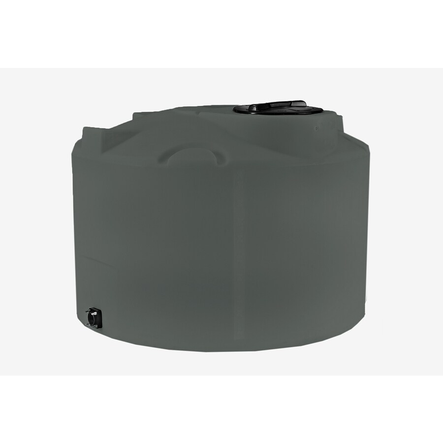 Snyder's 550-Gallon Dark Olive Green Polyresin Stock Tank