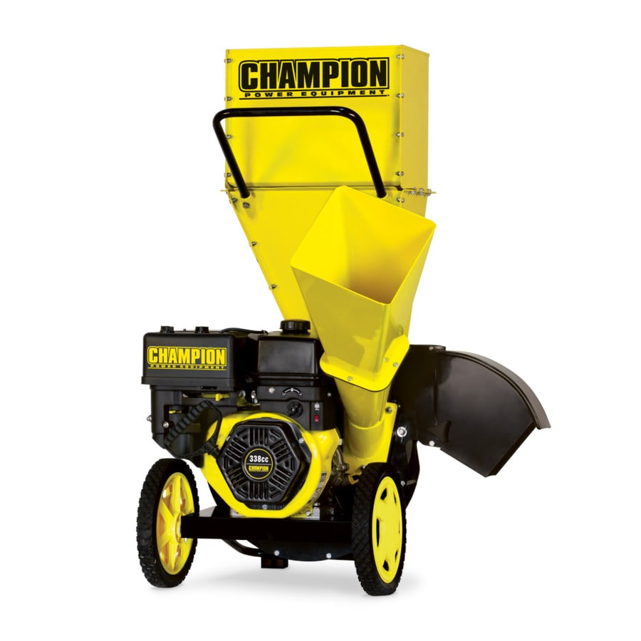 Champion Equipment 24 Series 338cc Steel Gas Wood Chipper