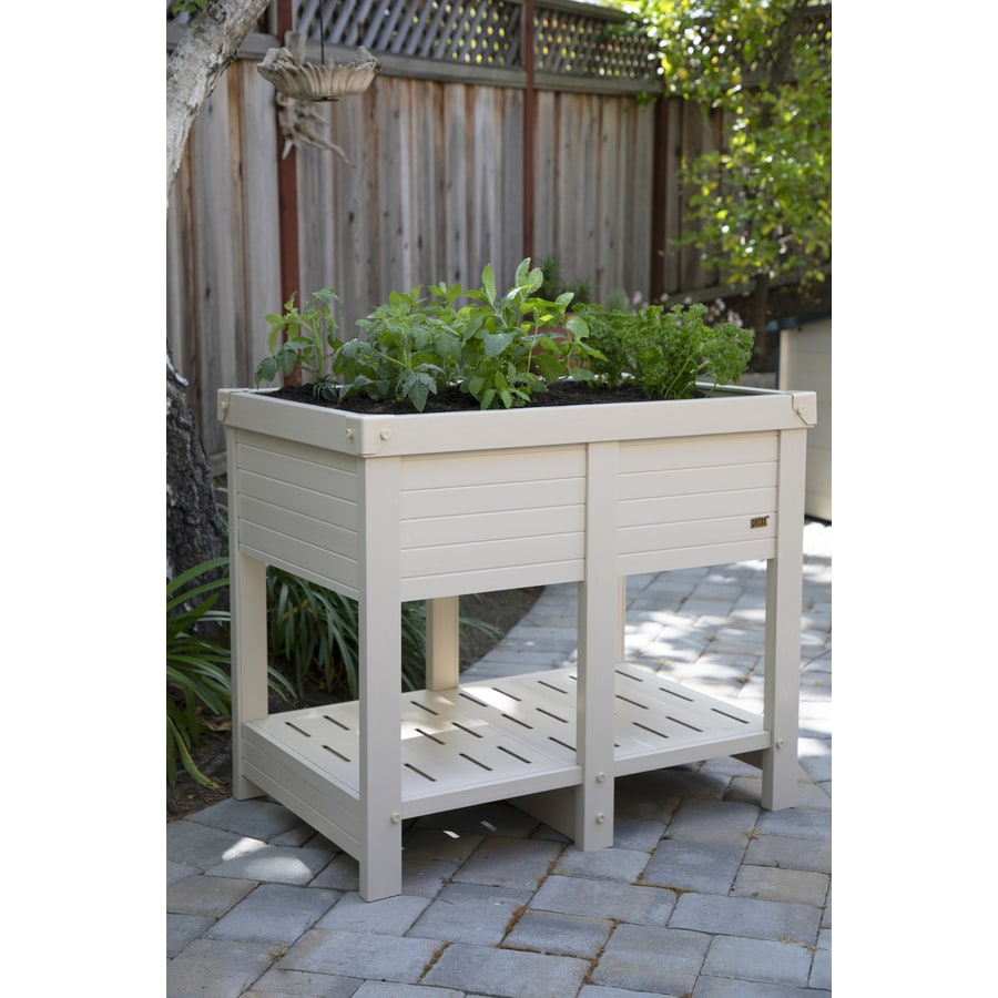 Raised planter box Planters, Stands & Window Boxes at ...