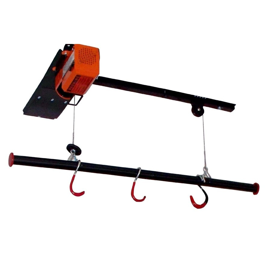 Garage Gator 60-in W x 24-in D Orange Steel Overhead Garage Storage