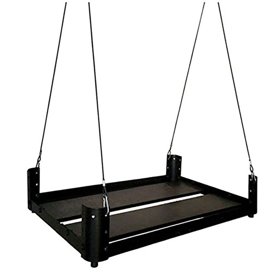 Garage Gator 36-in W x 24-in D Black Steel Overhead Garage Storage