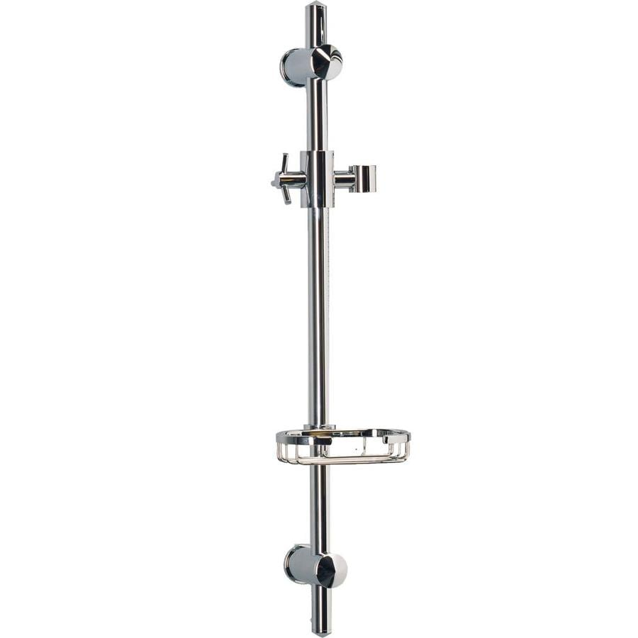 PULSE Accessories Chrome Metal Bathroom Coordinate Set