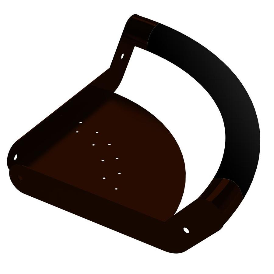 PULSE Oil-Rubbed Bronze Grab bar mounting anchors