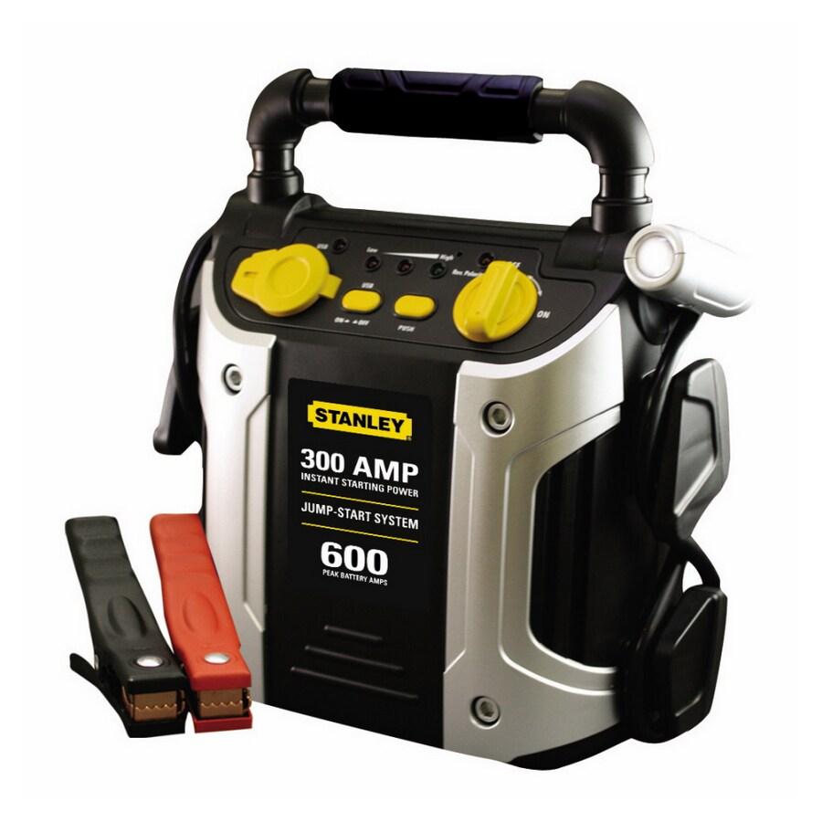 Stanley 300-Amp Car Battery Jump Starter
