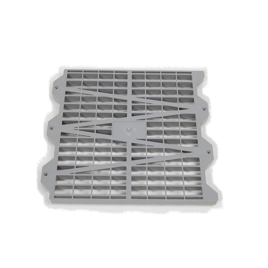 Attic Dek 20-Pack Plastic Attic Flooring Panels (Common: 1-in x 16-in x 16-in; Actual: 1-in x 17-in x 16-in)