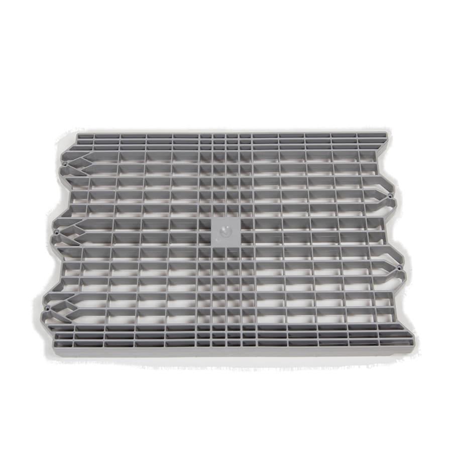 Attic Dek 10-Pack Plastic Attic Flooring Panels (Common: 1-1/2-in x 24-in x 16-in; Actual: 1.375-in x 24.75-in x 16-in)