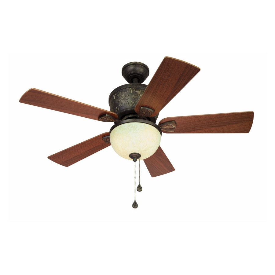 Aged Iron Ceiling Fan Shelly Lighting