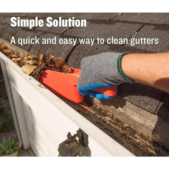 Top 10 Best Gutter Cleaning Tools Lowes In 2020 The Double Check