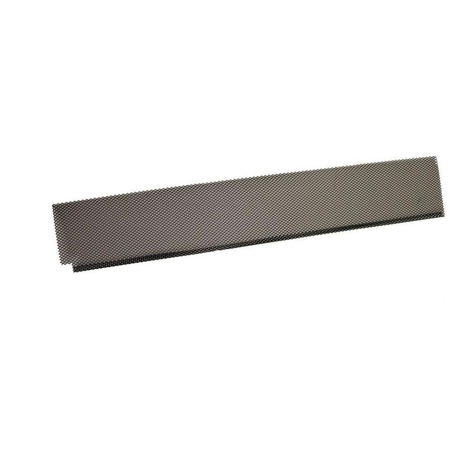 Amerimax Galvanized Steel Gutter Guard 5 25 In X 3 Ft