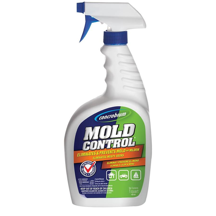 Concrobium 32 Oz Liquid Mold Remover At Lowes Com