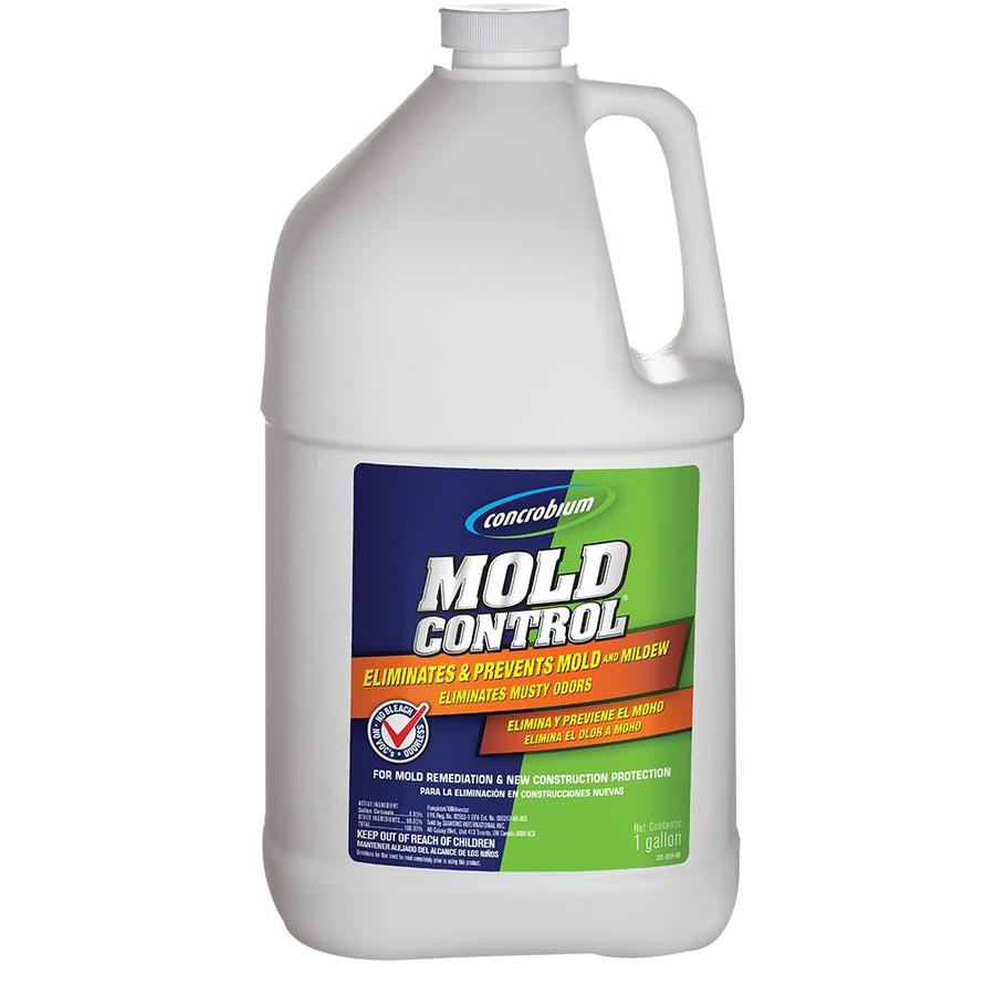Shop Concrobium 128 Oz Liquid Mold Remover At Lowes Com