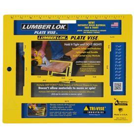 Tri-Vise 12-in Steel Lumber Lok Vise