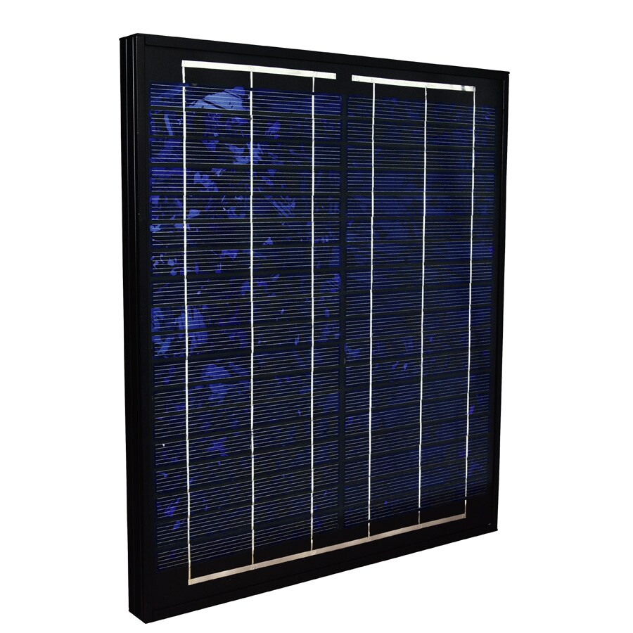 Duracell 2-1/2-in x 13-1/2-in Solar Panel
