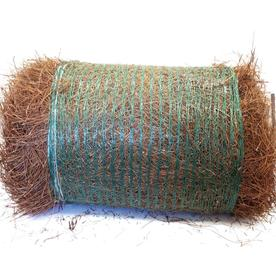 Rolled Pine Straw